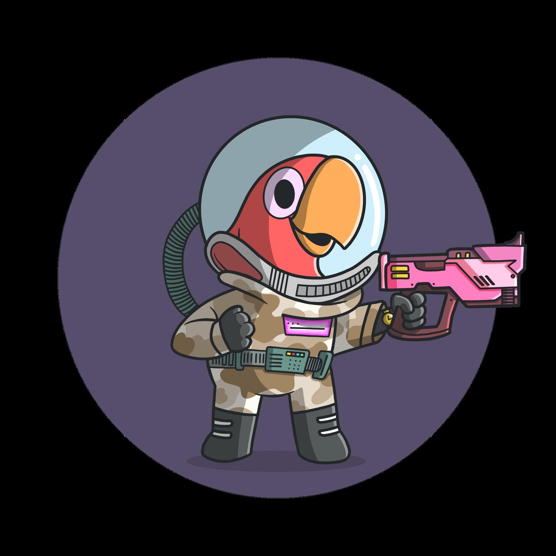 SpaceBud #4060