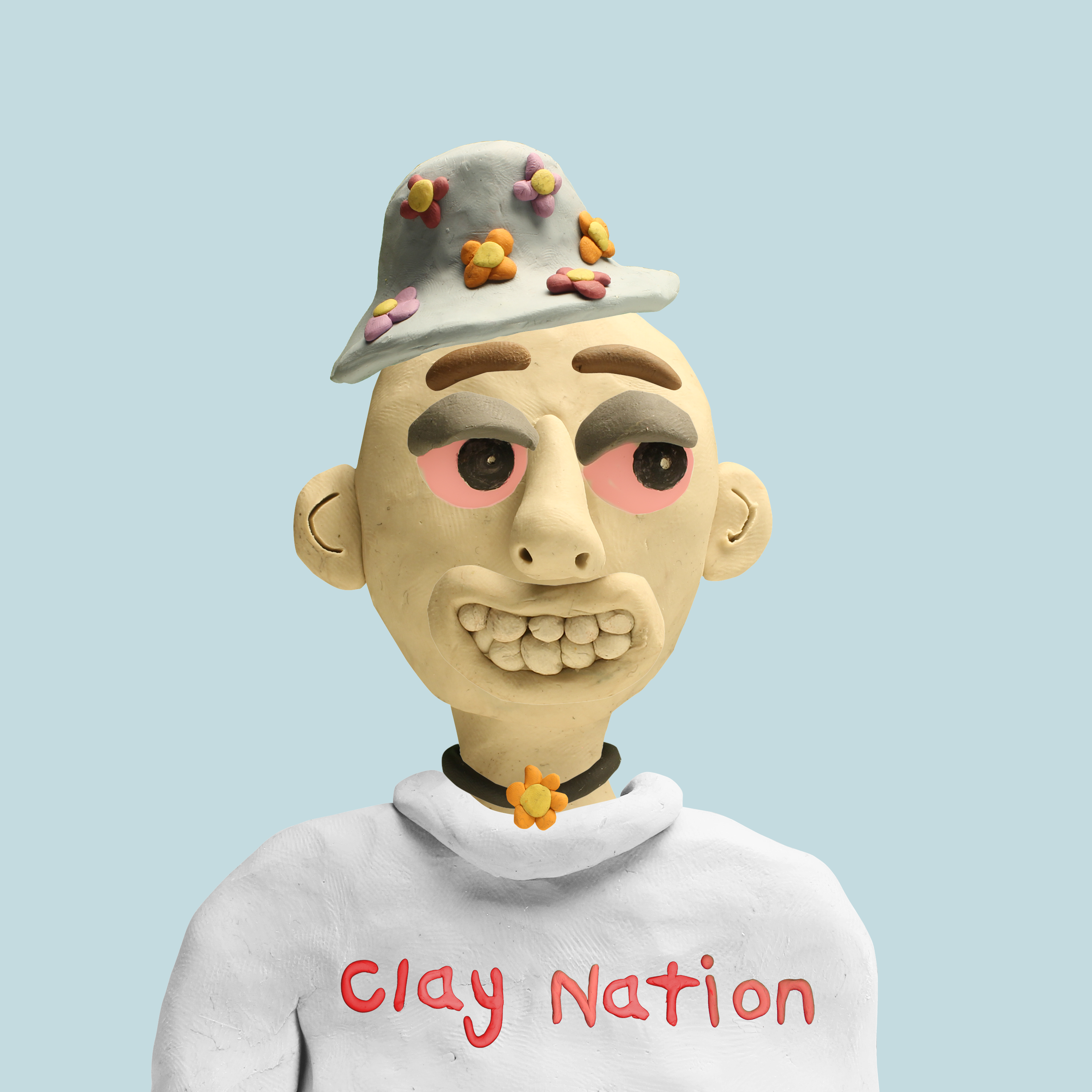 Clay Nation #9341