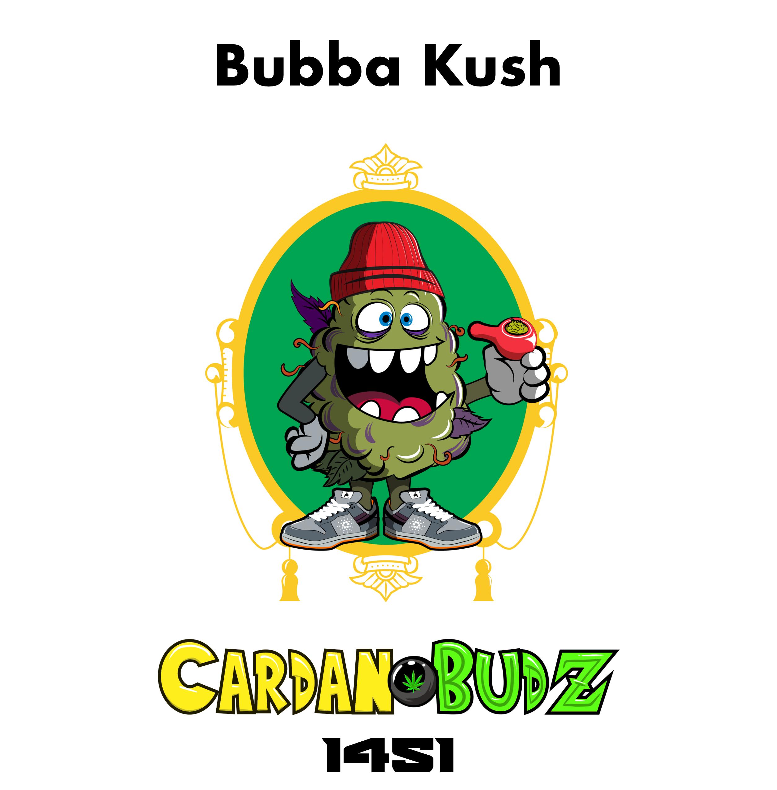 CardanoBud #1451
