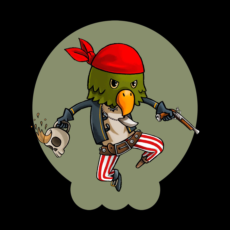 Jolly Roger #8066