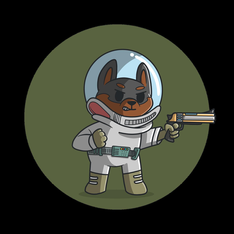 SpaceBud #8841