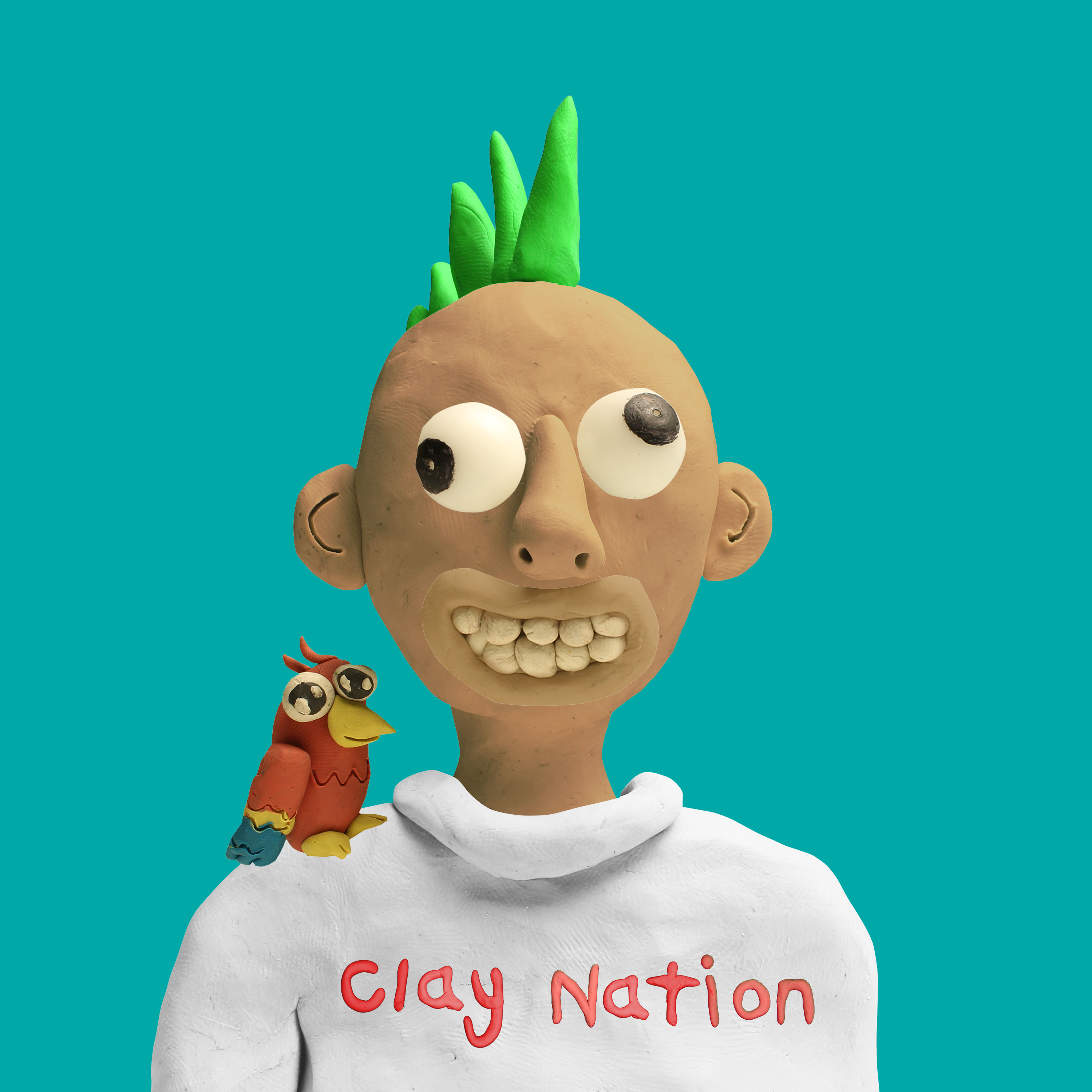 Clay Nation #7679