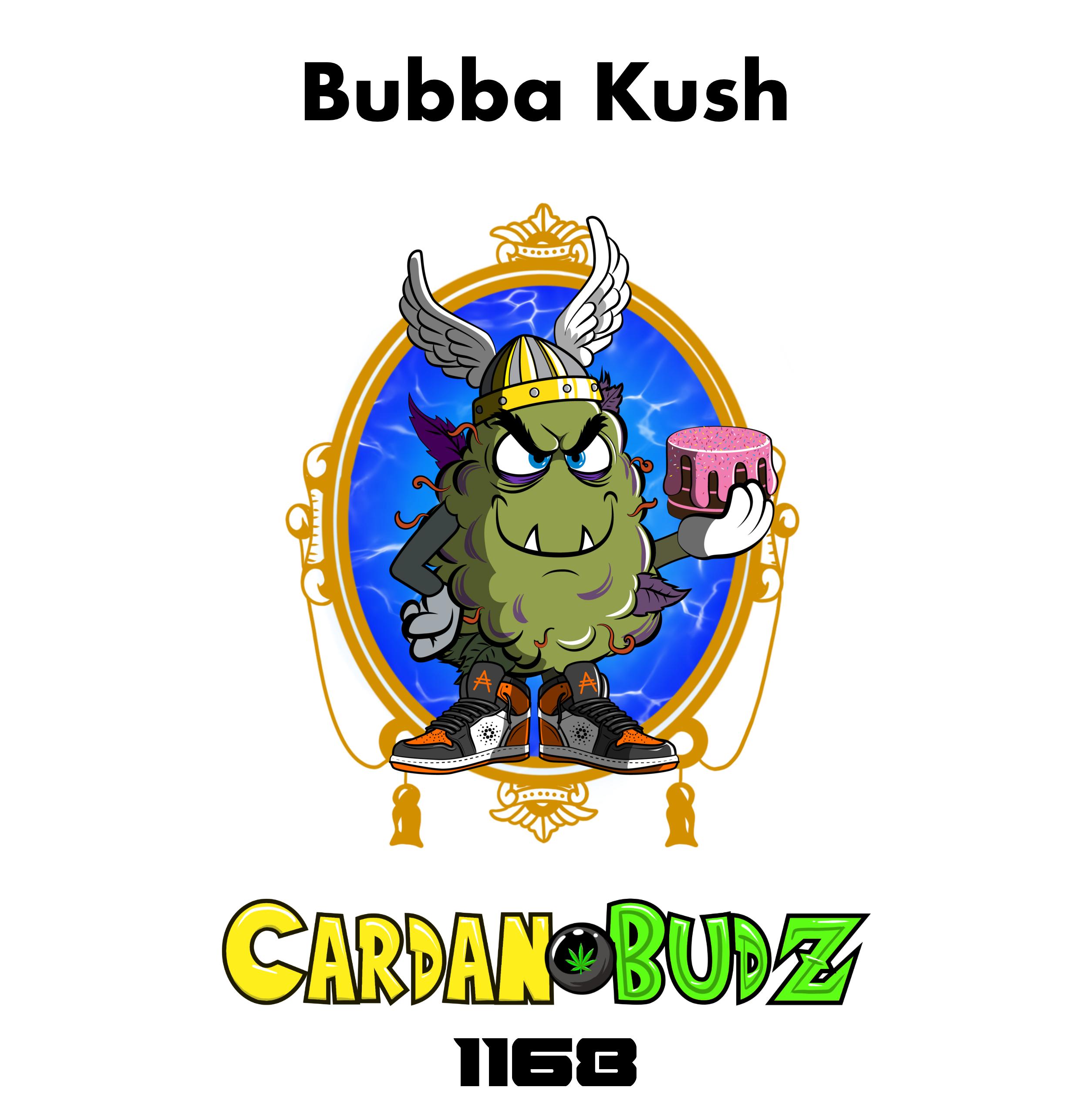 CardanoBud #1168