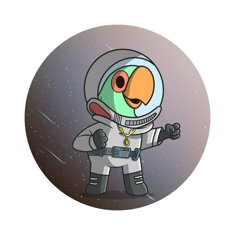 SpaceBud #2712