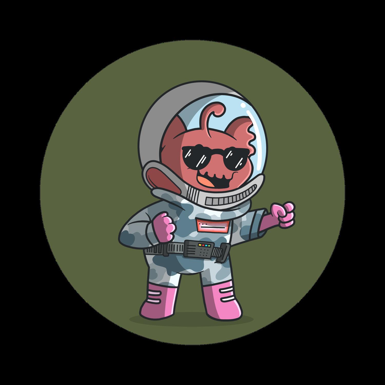 SpaceBud #9990