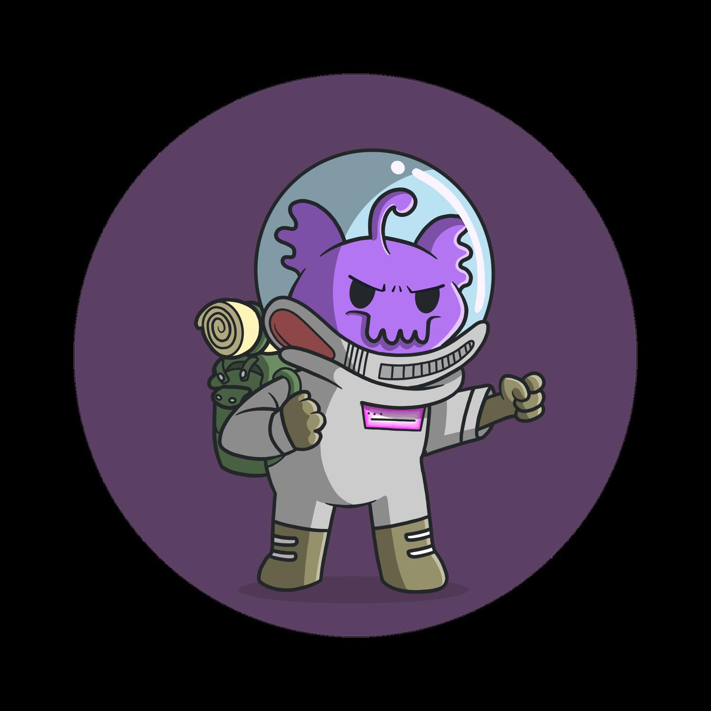 SpaceBud #9016
