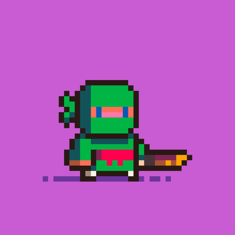 Cardano Warrior #5818