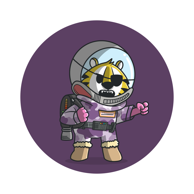 SpaceBud #8255