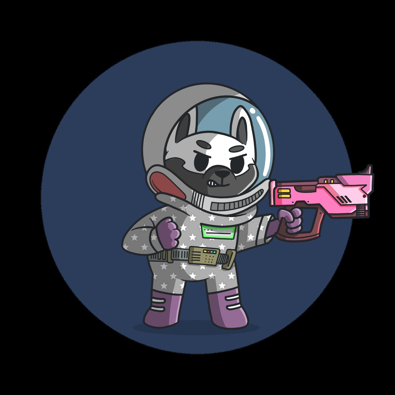 SpaceBud #3825